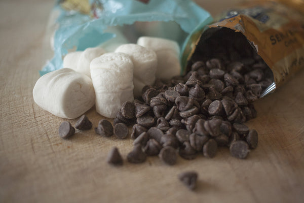 Jen's Decadent Dairy-Free Chocolate Peppermint Fudge Recipe!