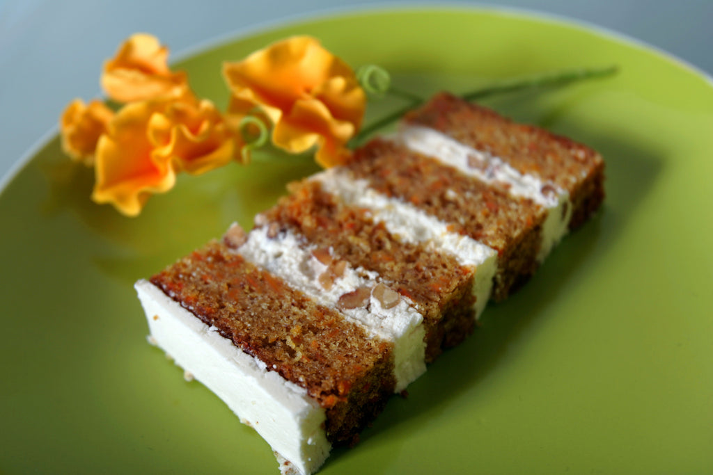 Kaysie Lackey's Carrot Cake