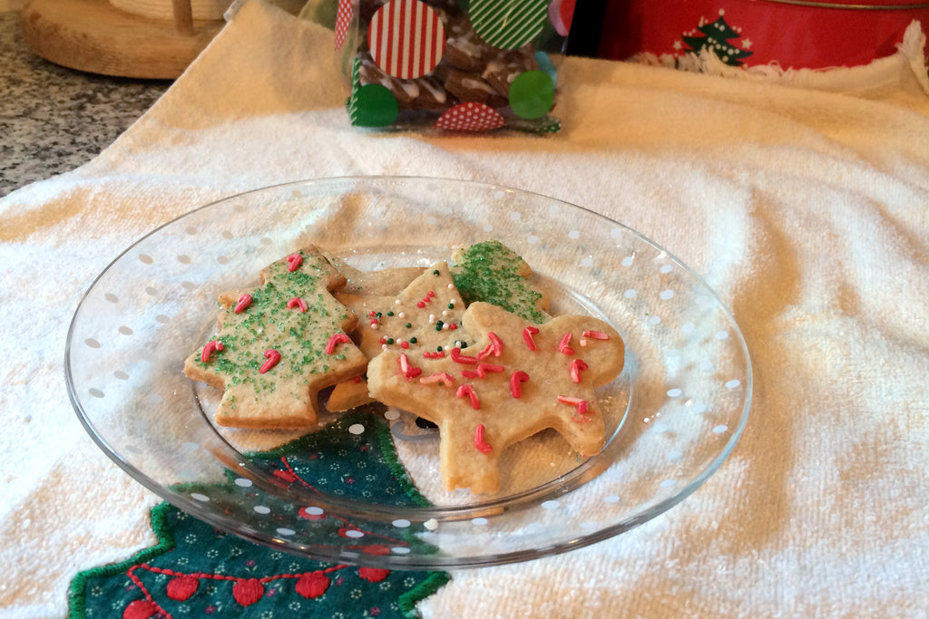 Bourbon Sugar Cookies