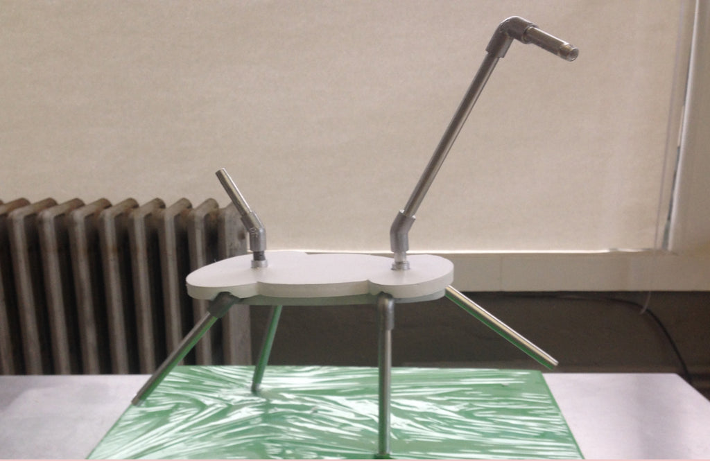 Sugar Structure cake armature