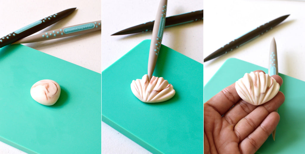 Making Shells with Sugar Shapers