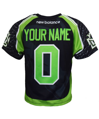 Lizards Custom Replica Home Jersey