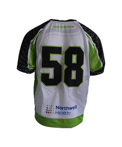 2019 #58 Game-Issued Jersey