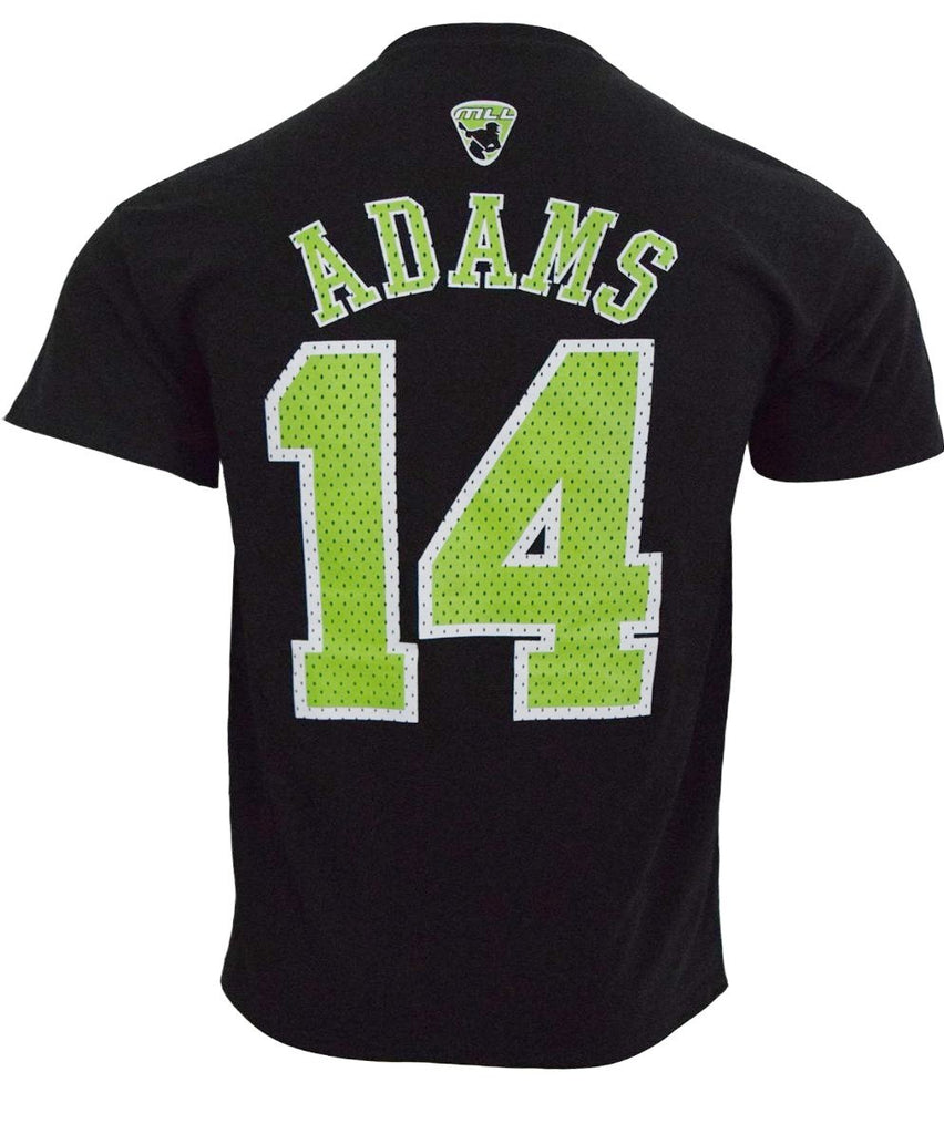 Drew Adams #14 Black Player Tee - FINAL SALE