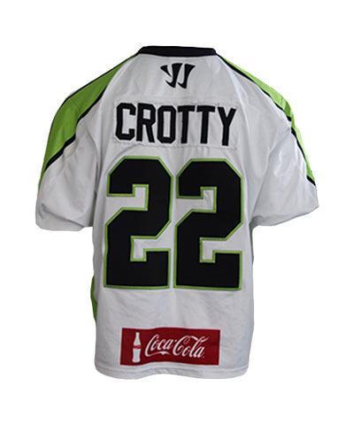 Ned Crotty #22 Game-Worn 2015 Jersey