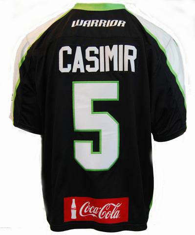 Andrew Casimir #5 Game-worn 2015 Jersey