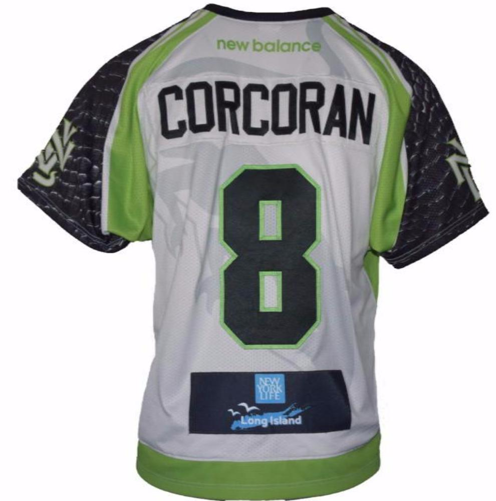 2017 Scott Corcoran Game-Worn Jersey