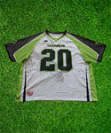 2020 Danny Dolan #20 Game-Worn White Jersey