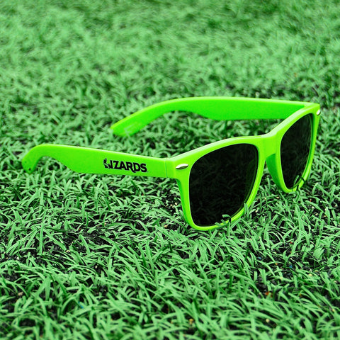 Lime Green Sunglasses - FINAL SALE