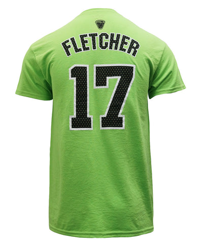 Joe Fletcher #17 Green Player Tee - FINAL SALE