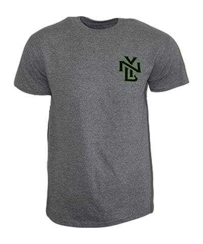 Rob Pannell #3 Gray Player Tee