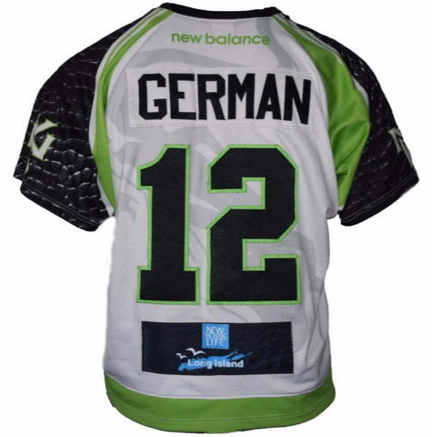 2017 Tyler German Game-Worn Jersey