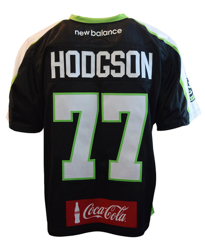 2016 Andrew Hodgson #77 Game-Issued Jersey