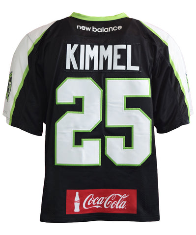 2016 Michael Kimmel #25 Game-Worn Jersey