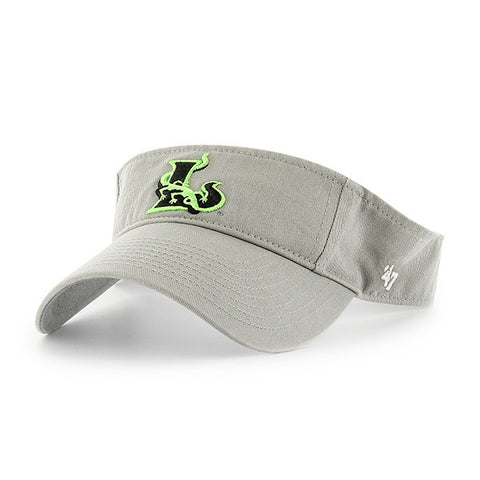 '47 Brand Lizards Grey Visor