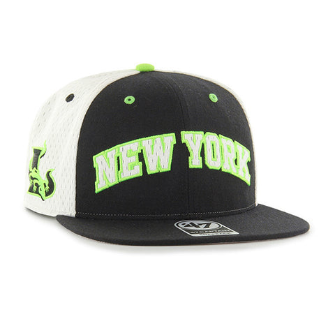 '47 Brand New York Flat Brim Hat