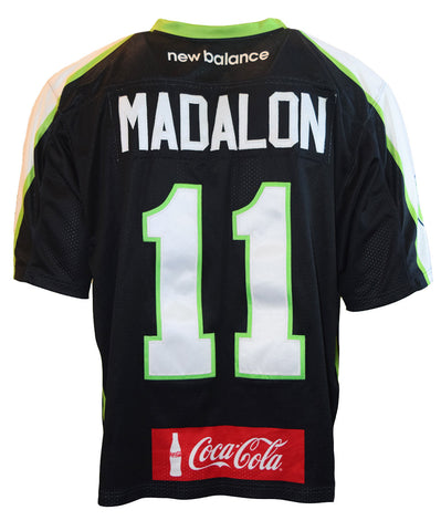 2016 Chris Madalon #11 Game-Worn Jersey