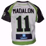 2017 Chris Madalon #11 Game-Worn Jersey