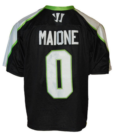 Al Maione #0 Game-worn 2013 Jersey