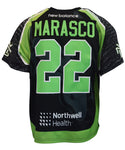2018 JoJo Marasco Black #22 Game-Worn Jersey