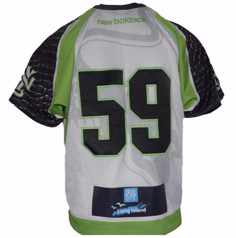 2017 #59 Game-Issued Jersey
