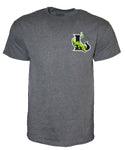 Rob Pannell #3 Grey Player Tee - FINAL SALE