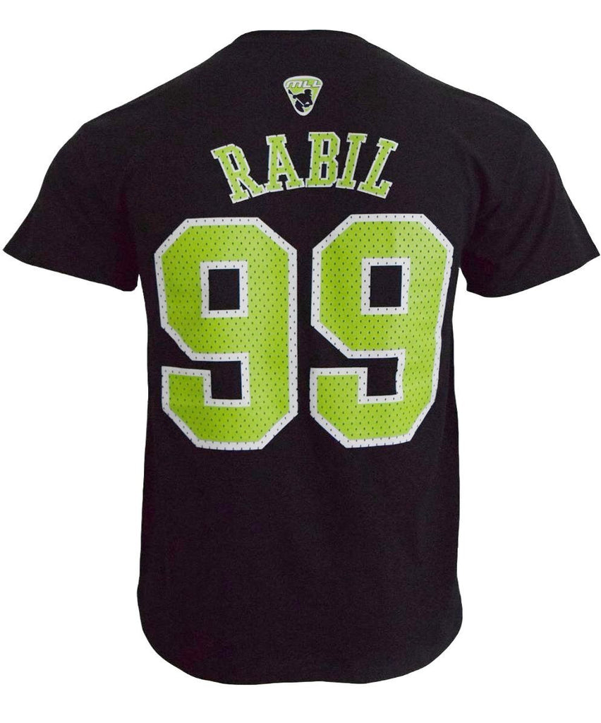 Paul Rabil #99 Black Player Tee - FINAL SALE