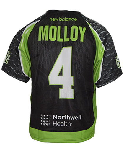 Dylan Molloy #4 Replica Jersey