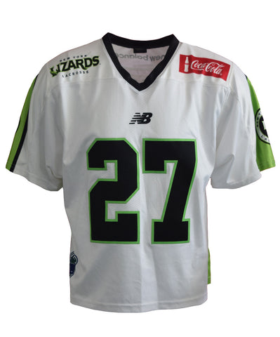 2016 Jake Richard #27 Game-Worn Jersey
