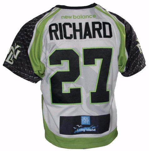 2017 Jake Richard #27 Game-Worn Jersey
