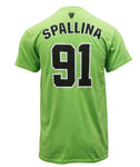 Brian Spallina #91 Green Player Tee - FINAL SALE