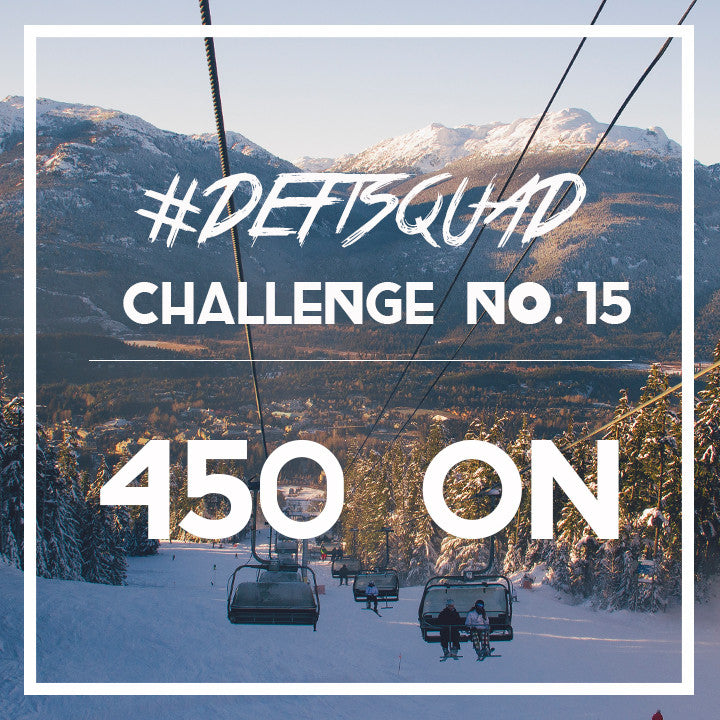 #DeftSquad Challenge No. 15 || Feb. 29th - Mar. 6th
