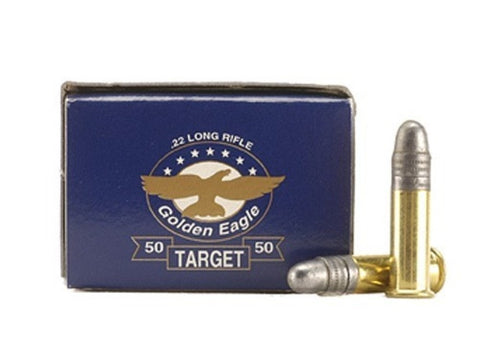 *AGUILA,   Target Ammunition 22 Long Rifle 40 Grain Lead Round Nose