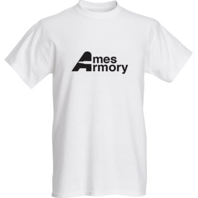 Ames Armory SignatureSoft Men's T-shirt  4.5-ounce, 100% ringspun cotton