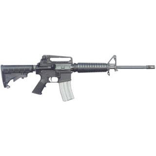 "BUSHMASTER,    BF A2 223 REM, 5.56 NATO, 16"" HVY BARREL, ADJUSTABLE BUTT STOCK,  30RD MAGAZINE"