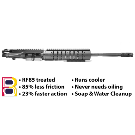 "ANDERSON RIFLES,    Anderson 16"" BARREL Complete 300 Blackout Upper-RF85"