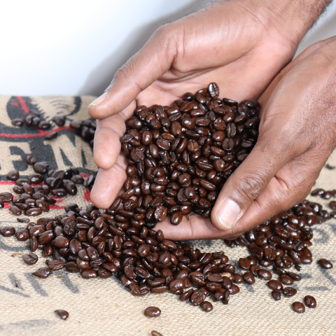 Tanzanian 12oz, Medium Roast, Whole Beans