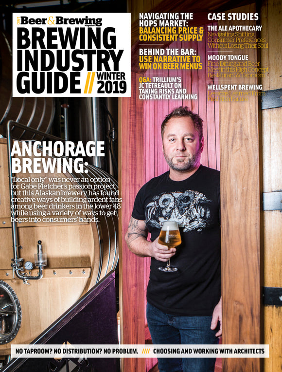 Brewing Industry Guide Winter 2019 (Raw Ingredients) - Craft Beer & Brewing