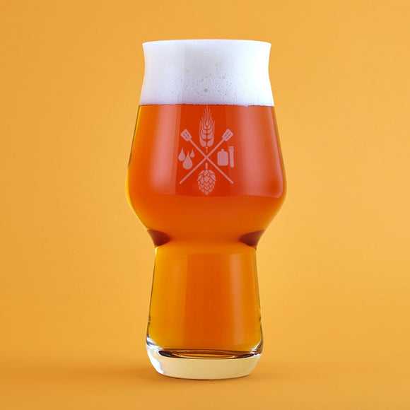 Brewer's IPA Glass - Craft Beer & Brewing