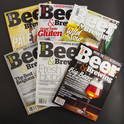 CB&B Magazine 2015 Print Bundle