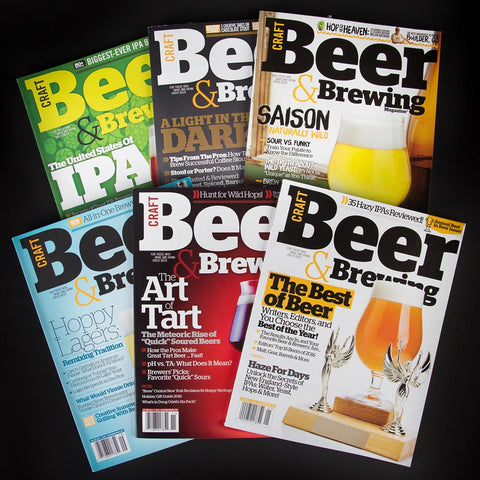 CB&B Magazine 2016 Print Bundle