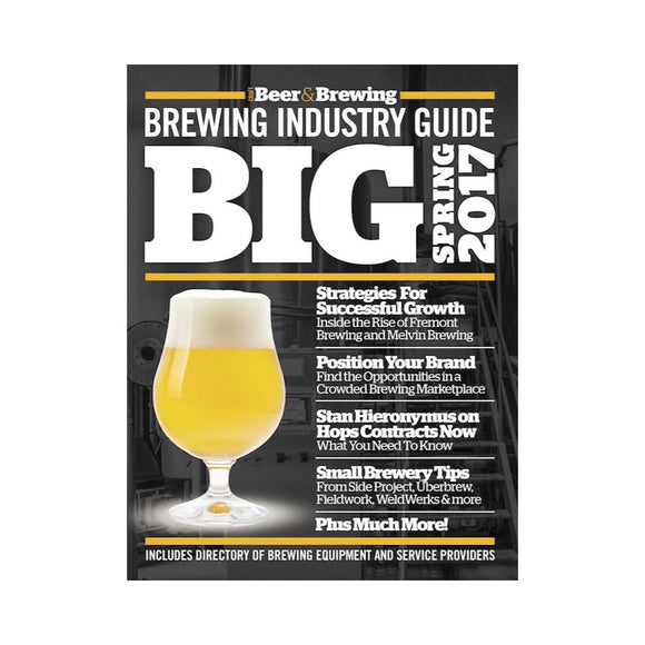 Brewing Industry Guide Spring 2017 - Craft Beer & Brewing