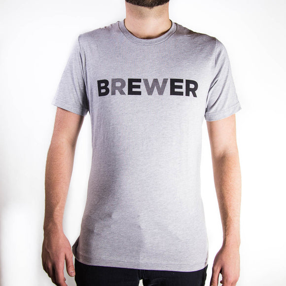 BREWER T-Shirt - Craft Beer & Brewing