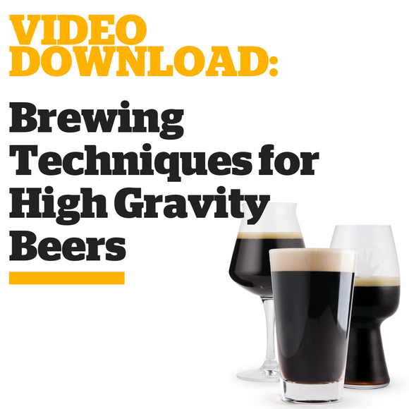 Brewing Techniques for High Gravity Beers - Craft Beer & Brewing