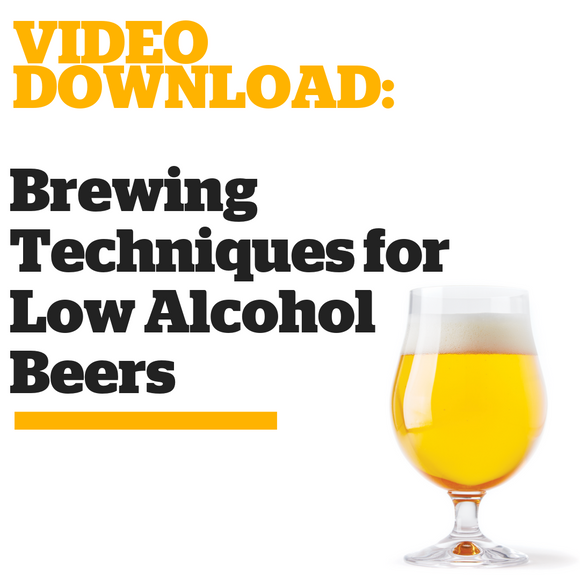 Brewing Techniques for Low Alcohol Beers - Craft Beer & Brewing