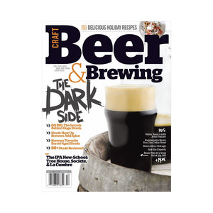 Winter 2014 Issue (Print) - Craft Beer & Brewing