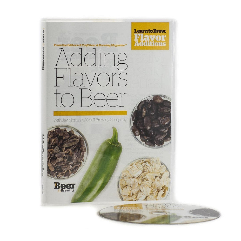Adding Flavors to Beer (DVD)