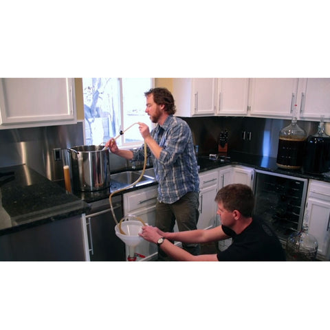 Brewing Great Beer Start-To-Finish (All-Grain Brewing Video Download)