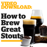 How to Brew Great Stouts (Video Download)