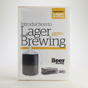 Introduction to Lagering (DVD) - Craft Beer & Brewing
